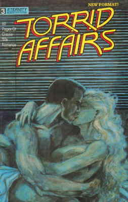 Torrid Affairs #3 VF/NM; Eternity   save on shipping - details inside
