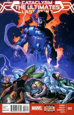 Cataclysm: The Ultimates' Last Stand #3 VF/NM; Marvel | save on shipping - detai