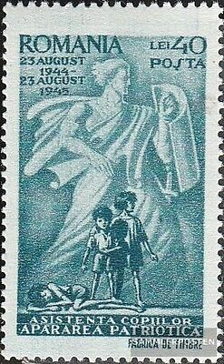 Romania 897 unmounted mint / never hinged 1945 Children's Aid