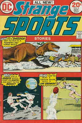 Strange Sports Stories #2 VG; DC | low grade comic - save on shipping - details