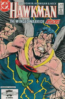 Hawkman (2nd Series) #17 FN; DC | save on shipping - details inside