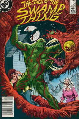 Saga of the Swamp Thing, The #26 VF/NM; DC | save on shipping - details inside