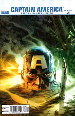 Ultimate Captain America #2 VF/NM; Marvel | save on shipping - details inside