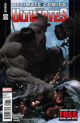 Ultimates (2nd Series) #8 VG; Marvel | low grade comic - save on shipping - deta