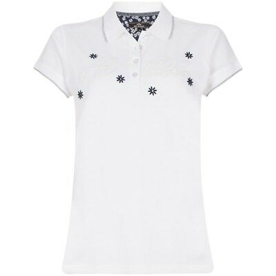HV POLO Poloshirt Nova Optical White