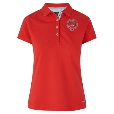 HV POLO Poloshirt Lisette Red