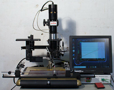 PDR IR-E3VI Evolution Focused Infrared SMT/BGA PCB Rework Station