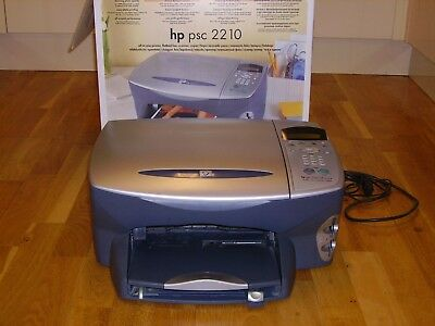 HP PRINTER PSC 2200 DRIVER UPDATE
