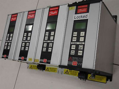 Used Variable 1Pc Speed Drive Danfoss 195H0110 Good Condition