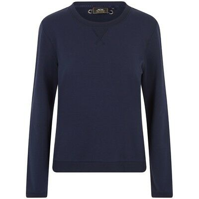 HV POLO Sweater Eugene Navy