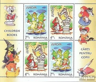 Romania Block467II (complete.issue.) unmounted mint / never hinged 2010 Europe:
