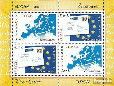 Romania Block425I (complete.issue.) unmounted mint / never hinged 2008 Europe -