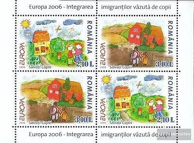 Romania Block374I (complete.issue.) unmounted mint / never hinged 2006 Europe: I