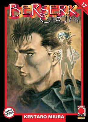 Kentaro Miura BERSERK COLLECTION SERIE NERA n. 17 SECONDA RISTAMPA Panini