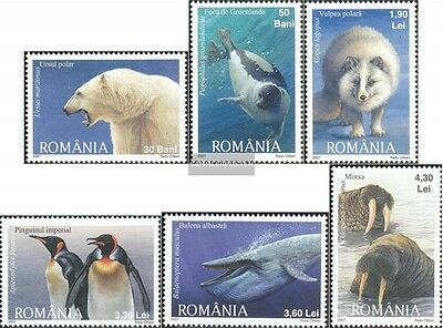 Romania 6256-6261 (complete.issue.) unmounted mint / never hinged 2007 Flora the