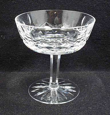 """Waterford Crystal 1 Lismore Champagne Tall Sherbet Glass, 4 1/8"""""""
