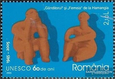 Romania 6005 (complete.issue.) unmounted mint / never hinged 2005 60Jahre UNESCO