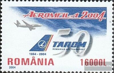 Romania 5836 (complete.issue.) unmounted mint / never hinged 2004 50 years TAROM