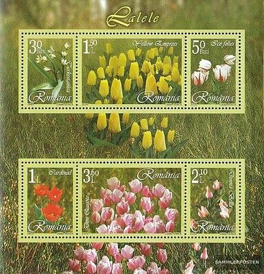 Romania Block373 (complete.issue.) unmounted mint / never hinged 2006 Tulips