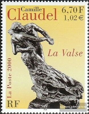 France 3450 (complete.issue.) unmounted mint / never hinged 2000 Art