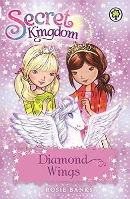 Secret Kingdom: 25: Diamond Wings by Banks, Rosie | Paperback Book | 97814083291
