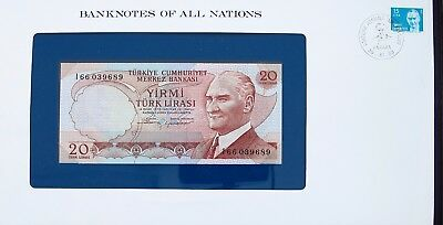Tunisia -1983 -  One Half Dinar - Cu - P69 - Banknotes Of All Nations  7602