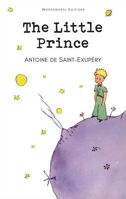 The Little Prince / Antoine De Saint-Exupery 9781853261589 Wordsworth Editions