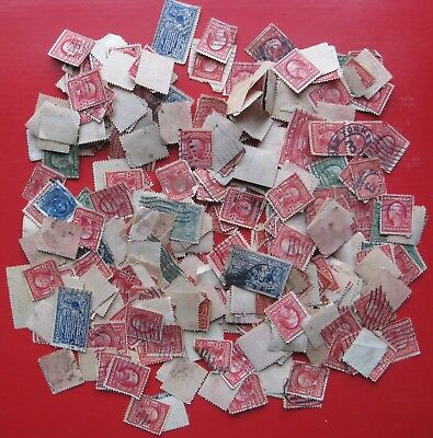 Small lot of old United States Stamps