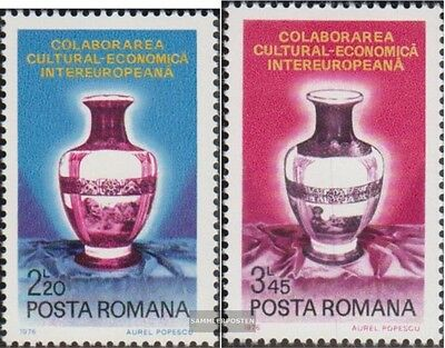 Romania 3340,3341 (complete.issue.) unmounted mint / never hinged 1976 INTEREURO