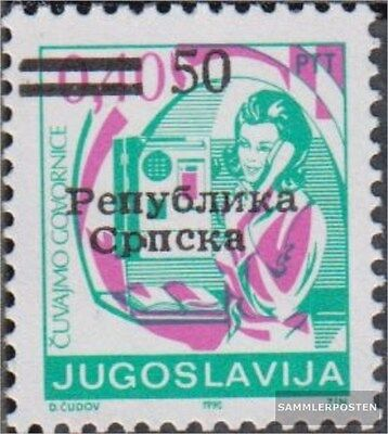 Serbian Republic bos.-h 3C unmounted mint / never hinged 1992 clear brands