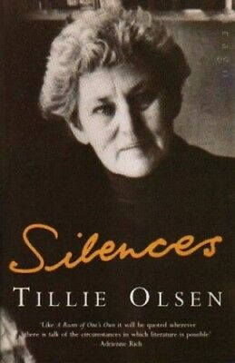 Silences (VMC) by Olsen, Tillie Paperback Book The Fast Free Shipping