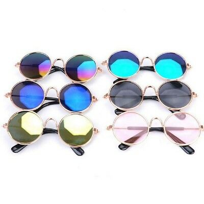 Pet Dog Cat Glasses Photos Props For Pet Little Dog Eye-wear Puppy Sunglasses H7