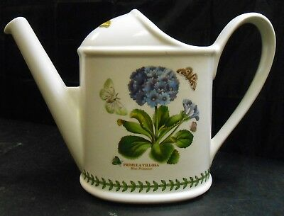 Portmeirion Pottery Botanic Garden Large Watering Can Primula             JW