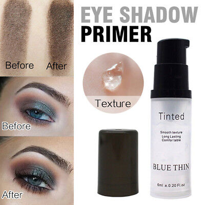 1Pc New! Women Makeup Base Pro Eyeshadow Long-lasting Cream Eye Shadow Primer