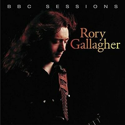 Bbc Sessions - Rory Gallagher (CD New)