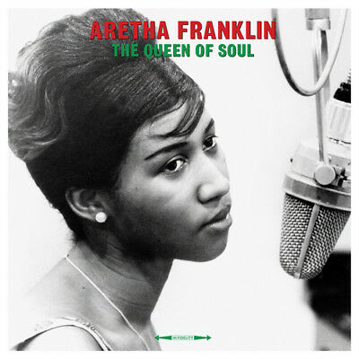 "Aretha Franklin : The Queen of Soul VINYL 12"" Album (2018) ***NEW*** Great Value"