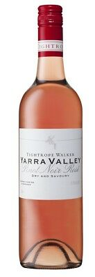 Tightrope Walker Pinot Rosé 2016 (6 x  750mL), Yarra Valley, VIC.
