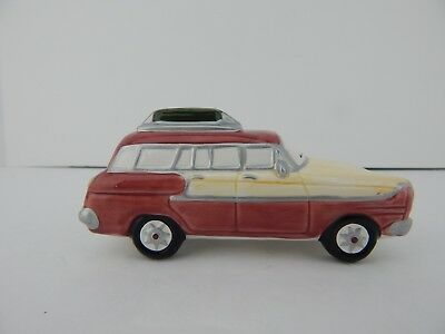 Dept 56 Snow Village Classic Cars Station Wagon Only #54577 Never Displayed