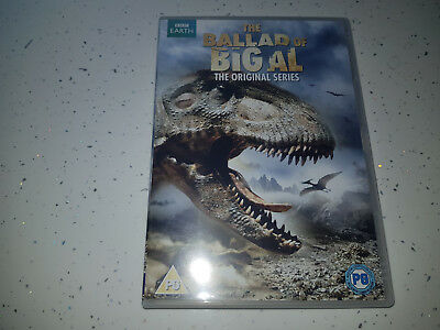 Walking with Dinosaurs ' Ballad of Big Al'     [DVD]  **Brand New**