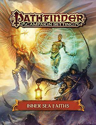 Pathfinder Campaign Setting: Inner Sea Faiths by Staff, Paizo | Game Book | 9781