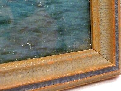 17 X 13 TEXTURED Picture FRAME VICTORIAN Eastlake  15 X 11 Rabbet CHILLON CASTLE