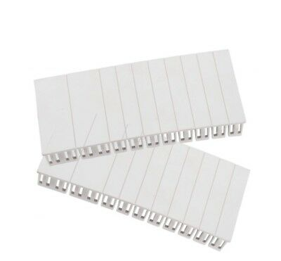 Module Blanks (12x 18mm module) consumer unit distribution fusebox Space Fill In