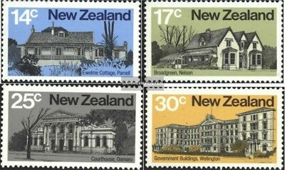New Zealand 796-799 (complete issue) unmounted mint / never hinged 1980 Architec