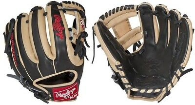"""Rawlings PRO314-2BC 11.5"""" Heart Of The Hide Narrow """"Pedroia"""" Fit Baseball Glove"""