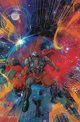 (2018) THOR #1 1:25 CHRISTIAN WARD Variant Cover!