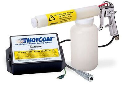 Eastwood Hot Coat Powder Coating Gun -10198 - Powdercoat paint
