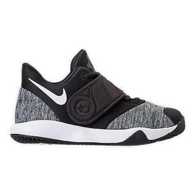 1e15020af88 Boys  Preschool Nike KD Trey 5 VI Basketball Shoes Black White Black AH7173