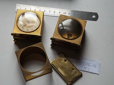 Rare Zenith Alarm Clock  Cases  Parts