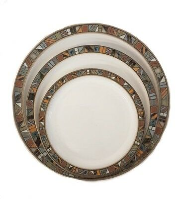 "Denby Stoneware Handcrafted Marrakesh 7"" / 8"" / 10"" Plate Replacements"