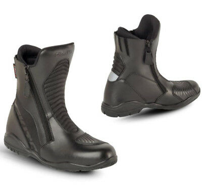 NEW Akito Scout Waterproof Motorcycle Touring Ankle Boots
